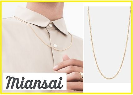 Street Style Chain Necklaces & Chokers