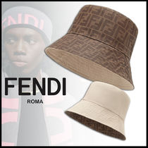 FENDI Wide-brimmed Hats