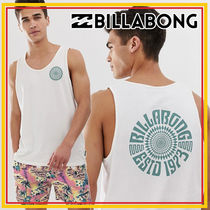 Billabong Plain Cotton Tanks
