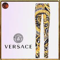 VERSACE Leggings Pants