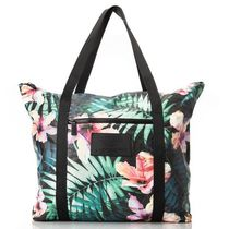 ALOHA COLLECTION Flower Patterns Tropical Patterns A4 Totes