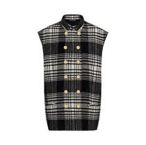 Louis Vuitton Tartan Coats