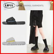 LIFUL Casual Style Unisex Street Style Sandals Sandal