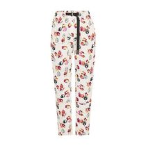 Louis Vuitton Flower Patterns Blended Fabrics Cotton Long Pants