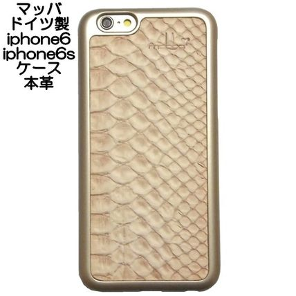 Street Style Leather Smart Phone Cases