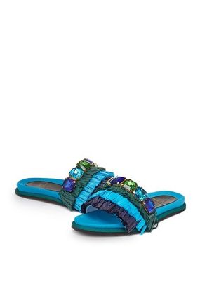 With Jewels Sandals Sandal