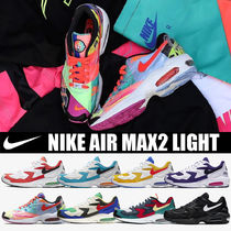 Nike AIR MAX Unisex Faux Fur Blended Fabrics Street Style Collaboration