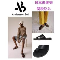 ANDERSSON BELL Street Style Leather Loafers & Slip-ons