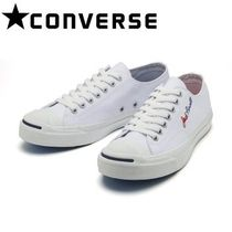 CONVERSE JACK PURCELL Casual Style Unisex Low-Top Sneakers