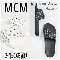 MCM Street Style Shower Shoes Shower Sandals