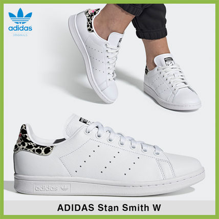 new style 88240 e115f adidas STAN SMITH 2019 SS Leather Low-Top Sneakers (EG2668)