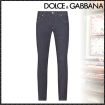 Dolce & Gabbana Denim Plain Jeans & Denim