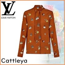Louis Vuitton Silk Shirts & Blouses