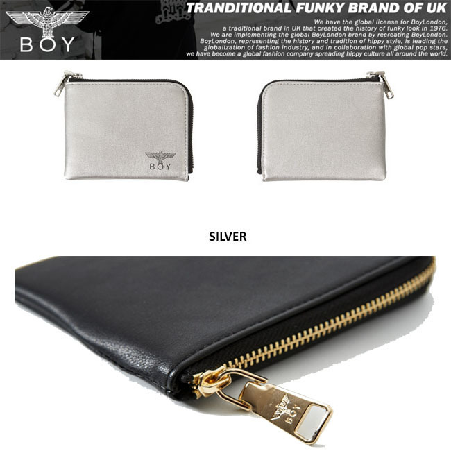 shop boy london wallets & card holders