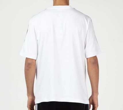 adidas More T-Shirts Street Style Collaboration Short Sleeves Oversized T-Shirts 3
