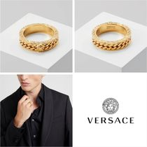 VERSACE Metal Rings