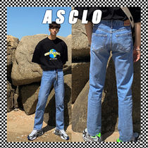 ASCLO Denim Street Style Jeans & Denim