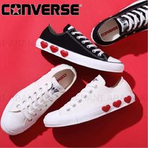 CONVERSE ALL STAR Casual Style Street Style Plain Low-Top Sneakers