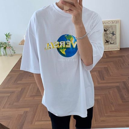ASCLO More T-Shirts Street Style Oversized T-Shirts 10