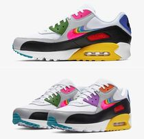 Nike AIR MAX 90 Street Style Collaboration Sneakers
