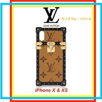 Louis Vuitton Monogram Unisex Leather Home Party Ideas Smart Phone Cases