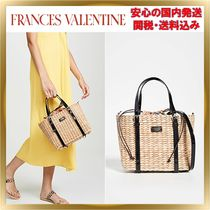 FRANCIS VALENTINE Casual Style 2WAY Plain Totes