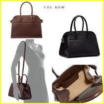 The Row Calfskin 2WAY Plain Elegant Style Handbags