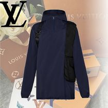 Louis Vuitton Nylon Jackets