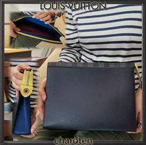 Louis Vuitton Men's Clutches: Shop Online in US | BUYMA