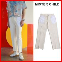 MISTER CHILD Denim Street Style Jeans & Denim