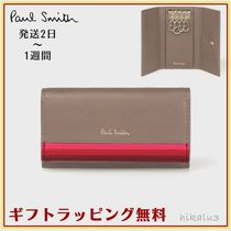 Paul Smith Leather Keychains & Bag Charms