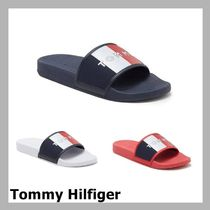 Tommy Hilfiger Stripes Shower Shoes Shower Sandals