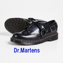 Dr Martens FULMAR Casual Style Unisex Street Style Plain Leather Shoes