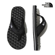 THE NORTH FACE Unisex Plain Shower Shoes PVC Clothing Shower Sandals