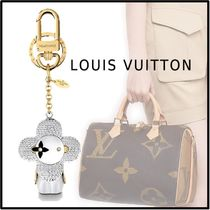 Louis Vuitton 2019-20AW VIVIENNE DISCO BALL BAG CHARM AND KEY HOLDER gold