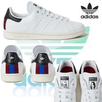 adidas by Stella McCartney Star Round Toe Rubber Sole Casual Style Unisex Collaboration