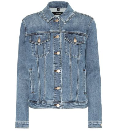Casual Style Denim Jackets