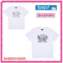 RIPNDIP Cotton Short Sleeves T-Shirts