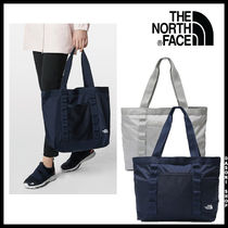 THE NORTH FACE Unisex Street Style Totes