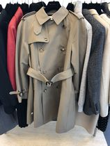 CELINE Short Plain Trench Coats