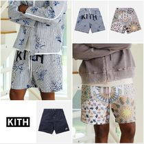 KITH NYC Street Style Cotton Shorts