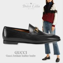 GUCCI GG Marmont Loafer Pumps & Mules
