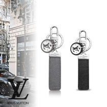 Louis Vuitton Street Style Keychains & Holders