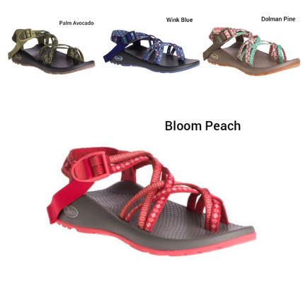 Platform Casual Style Street Style PVC Clothing Flat Sandals