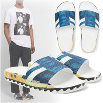 adidas ADILETTE Street Style Collaboration Sport Sandals Sports Sandals
