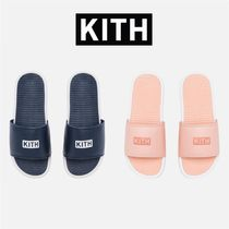 KITH NYC Unisex Street Style Shower Shoes Shower Sandals
