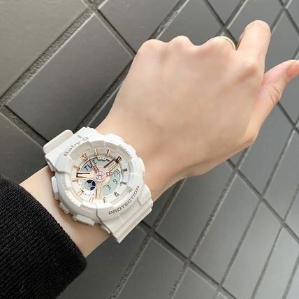 CASIO Casual Style Street Style Digital Watches