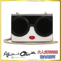 Alice+Olivia Unisex Home Party Ideas Shoulder Bags