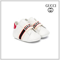 GUCCI Unisex Street Style Baby Girl Shoes