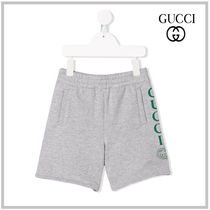 GUCCI Unisex Street Style Kids Girl  Bottoms